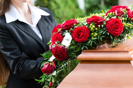 Pompes funèbres salariés
