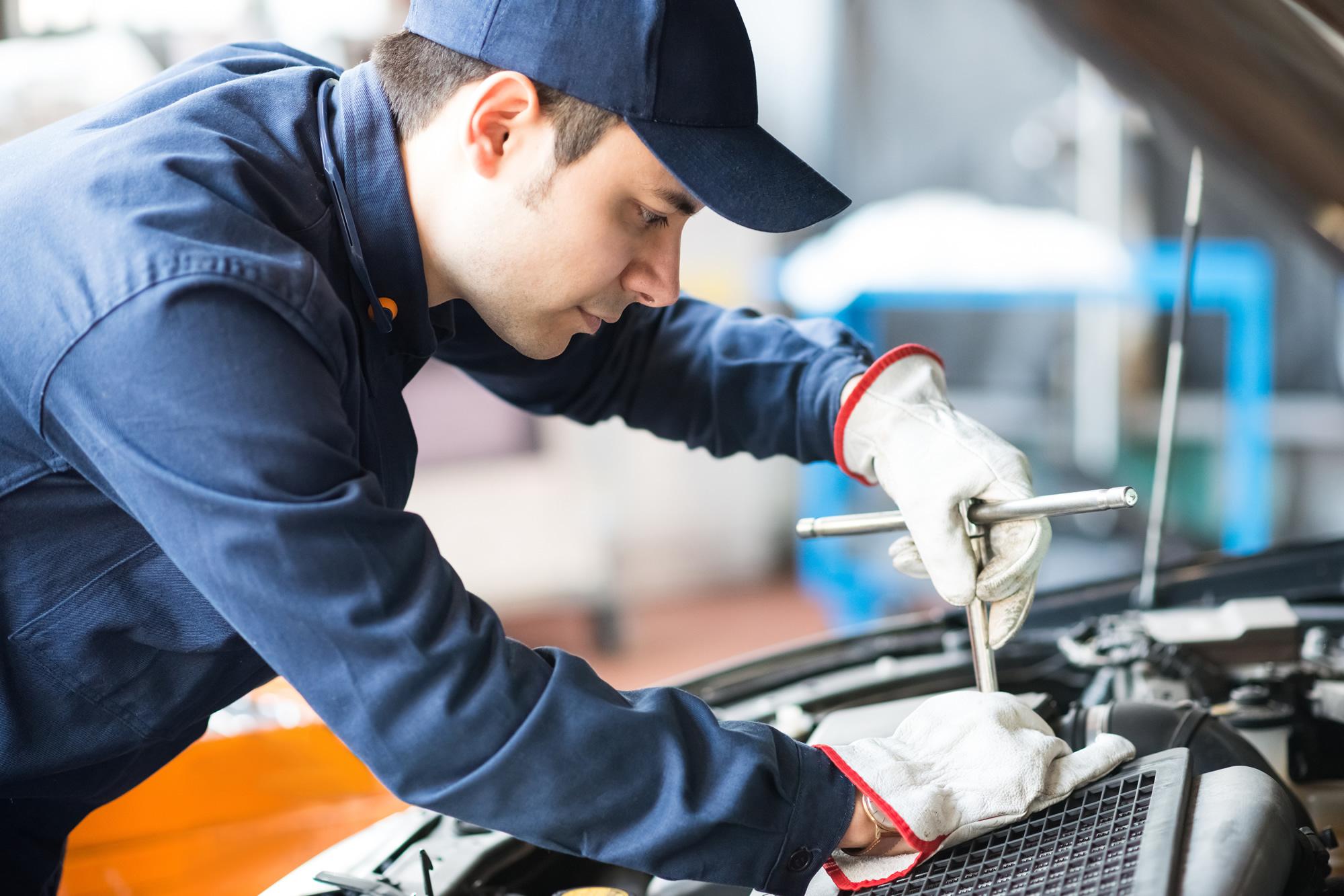 rc pro mma garage réparateur